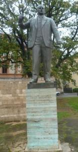 Thälmann in Weimar