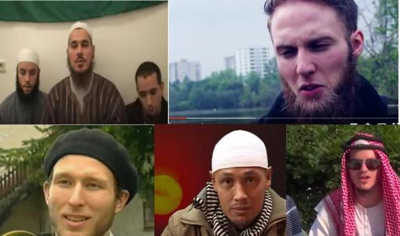 deutsche Konvertiten auf Youtube