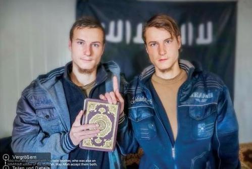 Zwillinge: Jurastudent, Bundeswehrsoldat und Selbstmordattentäter