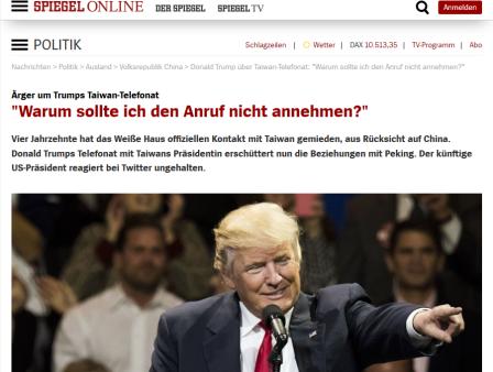 © Spiegel 3.12.16