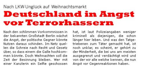 Souverän: Zeller Zeitung