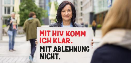 © Kampagne Welt-Aids-Tag