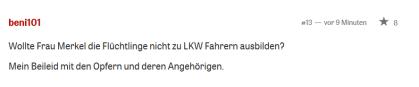 """Forumsbeitrag in der """"Zeit"""""""