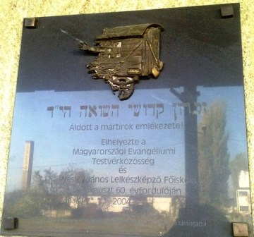 holocaust-gedenkplatte