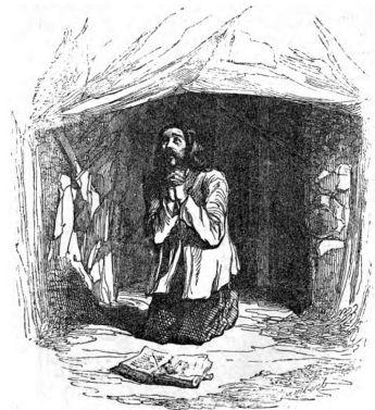 Robinson entdeckt die Bibel ©Wikisource
